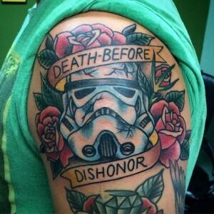 Stormtrooper RJ Munger