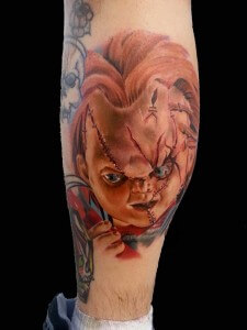 CHuckie by Jon Leathers